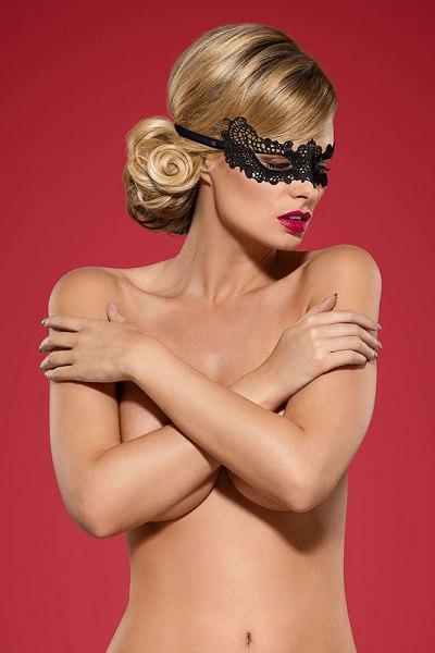 Maske A701 schwarz