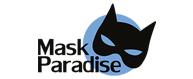 Logo Mask Paradise